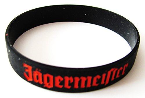 Jägermeister - Gummi-Armband