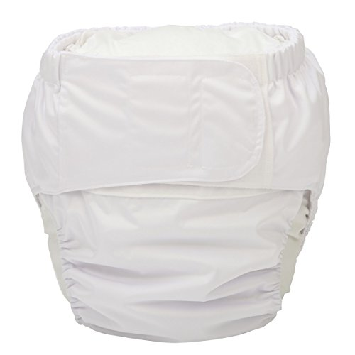 Sigzagor Large Teen Adult Cloth Diaper Nappy Reusable Washable for...