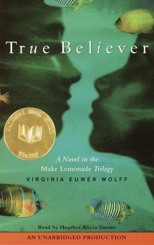 『True Believer』のカバーアート