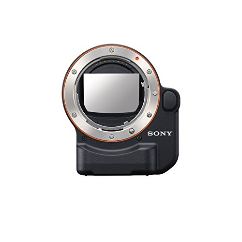 Sony LA-EA4 lens adapter (E-Mount op A-bajonet) voor 35mm full-formaat camera ILCE-7 en ILCE-7R