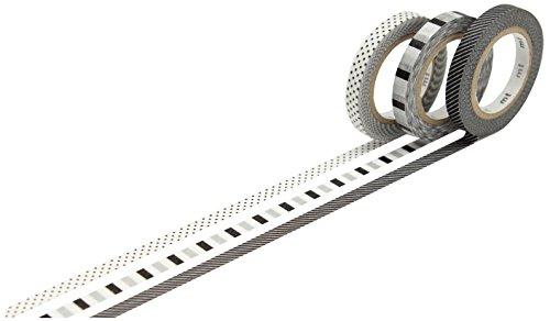 MT Ex Washi - Rotolo di nastro adesivo protettivo Slim Deco F