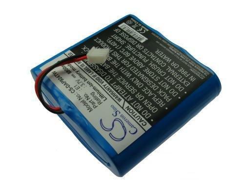 Batteria radio internet agli ioni di litio ad alte prestazioni da 3,7 V 8800 mAh, sostituisce E1 E-1 per Pure EVOKE 1S 2S 1-S 2-S Evoke Mio Sensia Evoke Flow VL-60924 VL60924