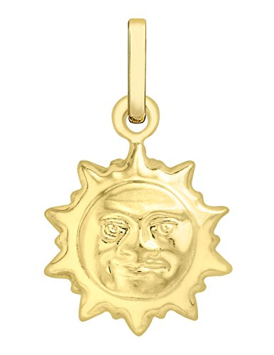 Carissima Gold Damen Charm 9 Karat (375) Gelbgold 1.61.3813