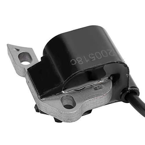 Weikeya Bobinas de encendido convenientes, aplicables al módulo de bobina de encendido STIHLbr420 hecho de chapa de acero de silicio y ABS