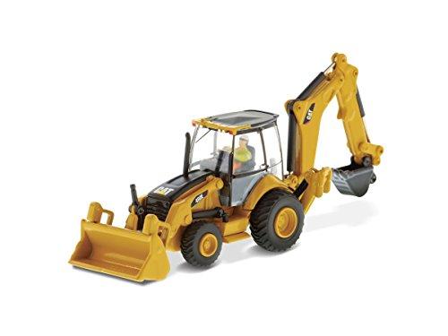 Caterpillar 450E Backhoe Loader HO Series Vehicle