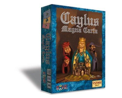 Ystari Games 875556 - Caylus Magna Carta, deutsche Version