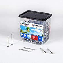 Eagle Claw Stainless Steel Deck Screws #10 X 2 1/2