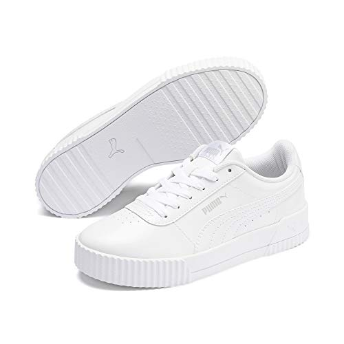 Puma Eu P Women's Carina Uk 39 TrainersWhite White6 HIYeW29ED