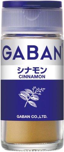 ギャバン シナモン 瓶15g
