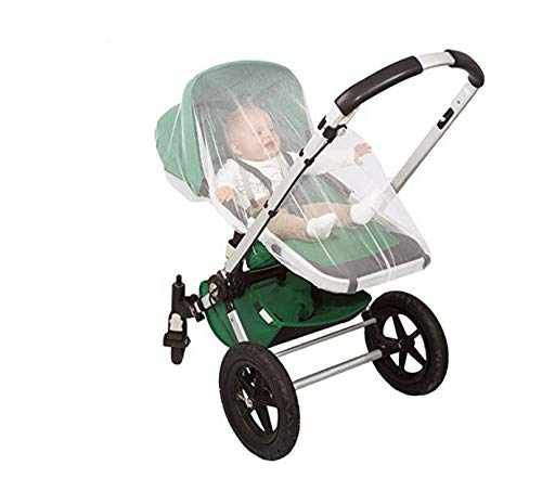 Replacement Parts/Accessories to fit Bumbleride Jogger Strollers and Car Seats Products for Babies, Toddlers, and Children (Mosquito Net)