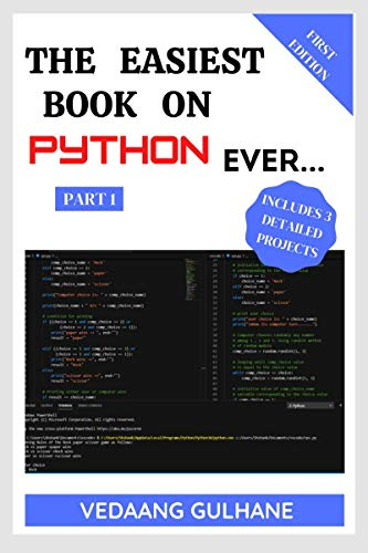 The Easiest Book on Python Ever