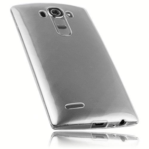 mumbi Hülle kompatibel mit LG G4 Handy Case Handyhülle dünn, transparent
