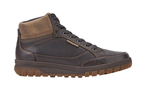 Mephisto Men's Paddy Lace Up Chukka Boot 11 Dark Brown