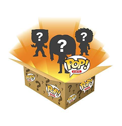Close Up Funko POP! Vinyl Figuren - Mystery Box - Überraschungsbox mit 6 Funko POP Sammelfiguren - NEU & OVP