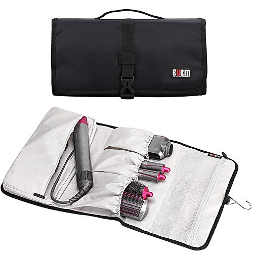 KEESIN Portable Travel Bag, Storage Organizer Case for Dyson Airwrap Styler and Attachments