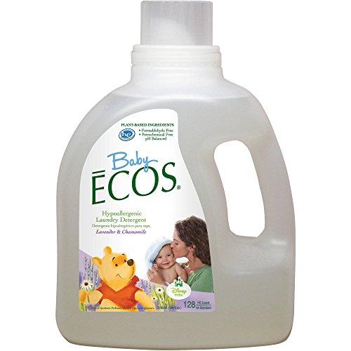 Disney Baby ECOS Lavender & Chamomile Laundry Detergent, 128 Fl Oz (1)