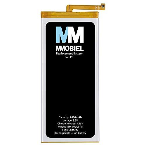 MMOBIEL Batería de Repuesto Compatible con Huawei P8 2017 HB3347A9EBW 2600mAh