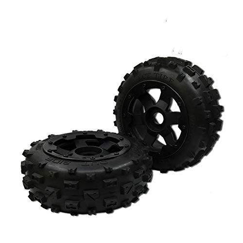 TOP SPEED RC WORLD Reifen oder Zubehör für 1/5 HPI Baja Rovan King Motor 5B (Vorderreifen Ödland)