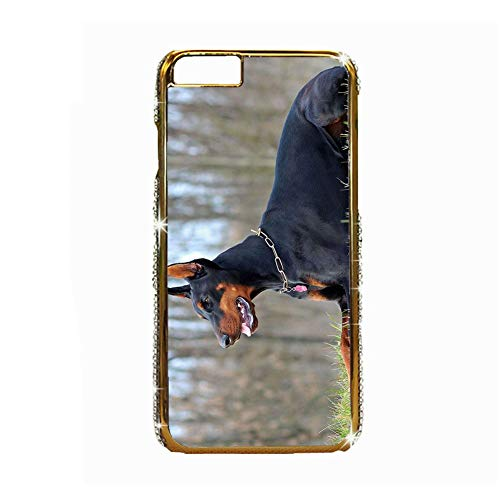 Kawaii Have With Doberman Pinscher For Children Hard Pc Cases Compatible With Iphone 6 4.7 Choose Design 109-5