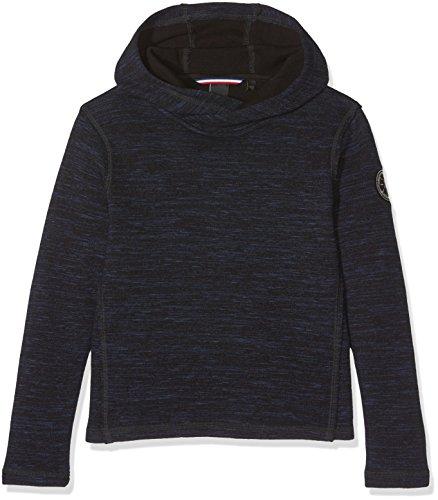 Le Temps des Cerises Jungen BLANDRYBO0000ML Sweatshirt, Blau (Blue Melange 3190), 8 Jahre (Hersteller Größe: 8A)