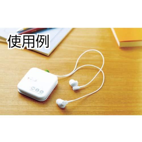 KINGJIM(キングジム)『デジタル耳せん(MM1000)』