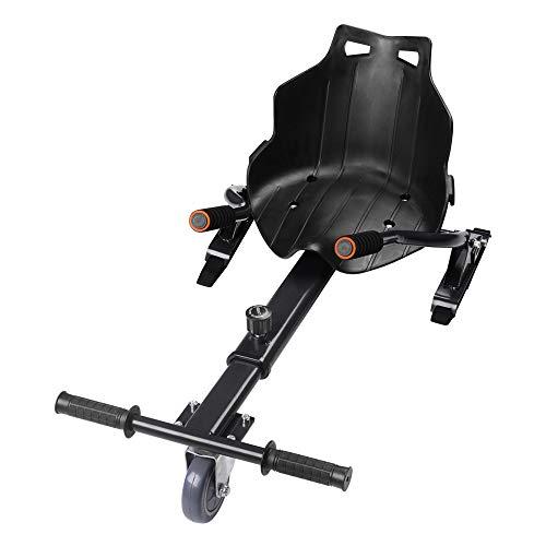 Verdelife Hoverkart Go-Kart-Halter mit selbstbalancierendem Scooter für Smart Electric Scooter, verstellbar für Hoverboard / Go-Kart 6,5 / 8 / 10 Zoll