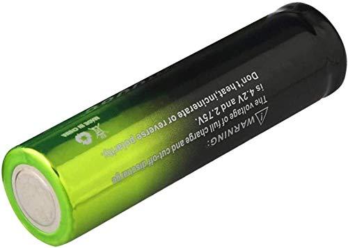 4pcs 18650 3.7v 5800mah Li Ion Batería Recargable De Litio para CáMara PortáTil MicróFono Radio Power Bank Linterna-1_PCS