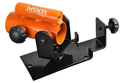 UK Warrior T Bar Row Landmine Grappler – perfetto per esercizi di schiena – ideale per macchina, parete o fissaggio a terra