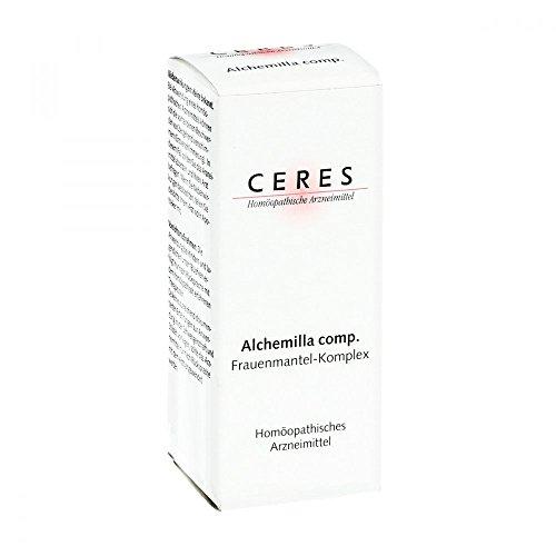 CERES Alchemilla comp.Tropfen 20 ml