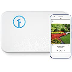 MOST 5-STAR RATINGS. Amazon's most- and highest-rated WiFi sprinkler controller is the Rachio Generation 2 Smart Sprinkler Controller. UNBEATABLE USABILITY. Download the Rachio app to care for your lawn remotely with your smartphone, tablet or laptop...