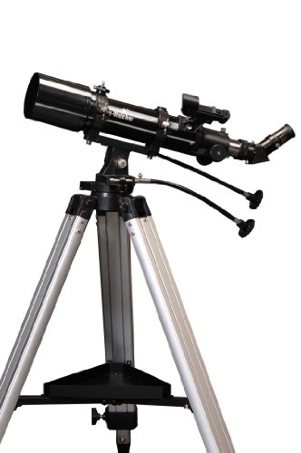 Skywatcher Mercury-705 AZ-3 Lunette astronomique 70 mm f/500 Argenté