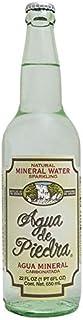 Agua de Piedra, Agua De Piedra Agua Mineral Carbonatada - Caja con 12 pzas, 650 mililitros