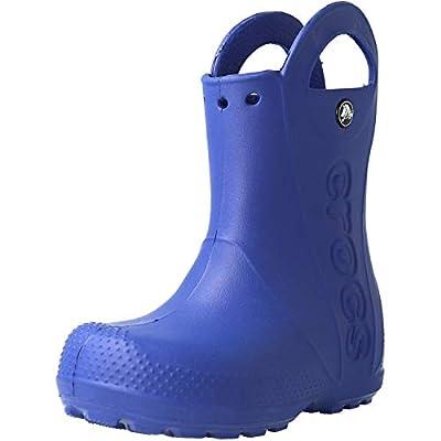 Crocs Handle It Rain Boot K, Botas de Agua Unisex Niños de Crocs
