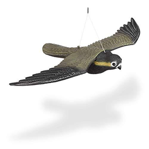 Relaxdays -   Vogelschreck Falke,