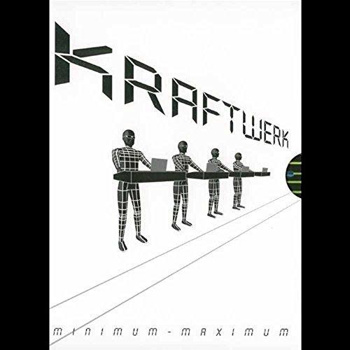 Minimum - Maximum [DVD] [2006] by Kraftwerk