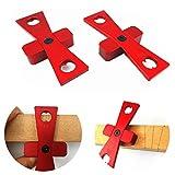 Strumenti di marcatura a coda di rondine per la lavorazione del legno