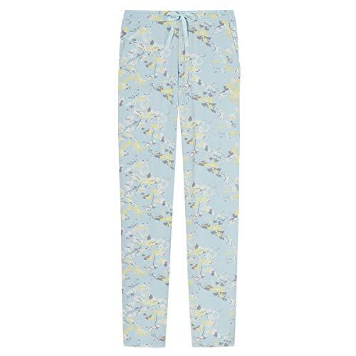 Schiesser - Mix & Relax - Schlafanzug Jersey Hose lang - 169517 (46 Aqua)
