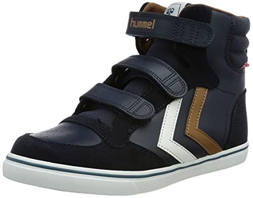 hummel Stadil Pro Jr Sneaker, Black IRIS, 30 EU