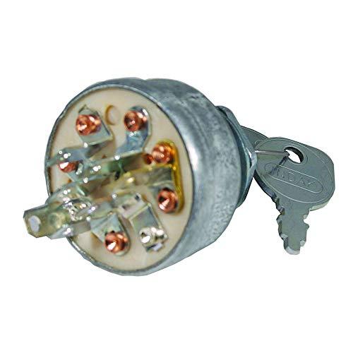 Stens 430-674 Starter Switch ersetzt AYP 140301 Husqvarna 532 14 03-01 Murray 092556MA 5412H MTD 925-1717 Briggs & Stratton 5412H Murray 92556 MTD 725-1717 Murray 092556