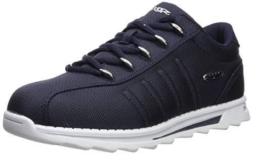Lugz Men's Changeover II Ballistic Sneaker, Navy/White, 13 D US