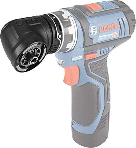 Bosch Professional FlexiClick Winkelaufsatz GFA 12-W für GSR 12V-15 FC
