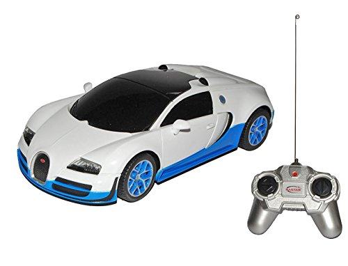 rastar - 47000bko - Véhicule Miniature - Modèle À L'échelle - Bugatti Veyron Grand Sport - Radio Control - Echelle 1/24