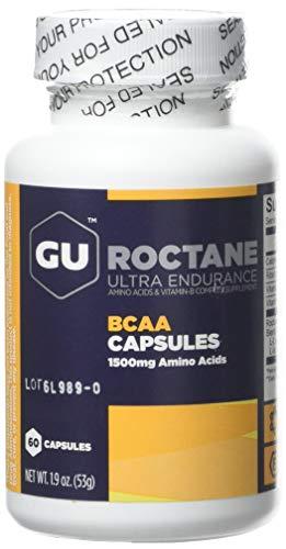 GU Roctane BCAA Capsules (BCAA Capsules, 60Capsules