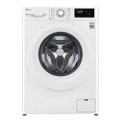 F4V308WNW 8kg 1400rpm Freestanding Washing Machine