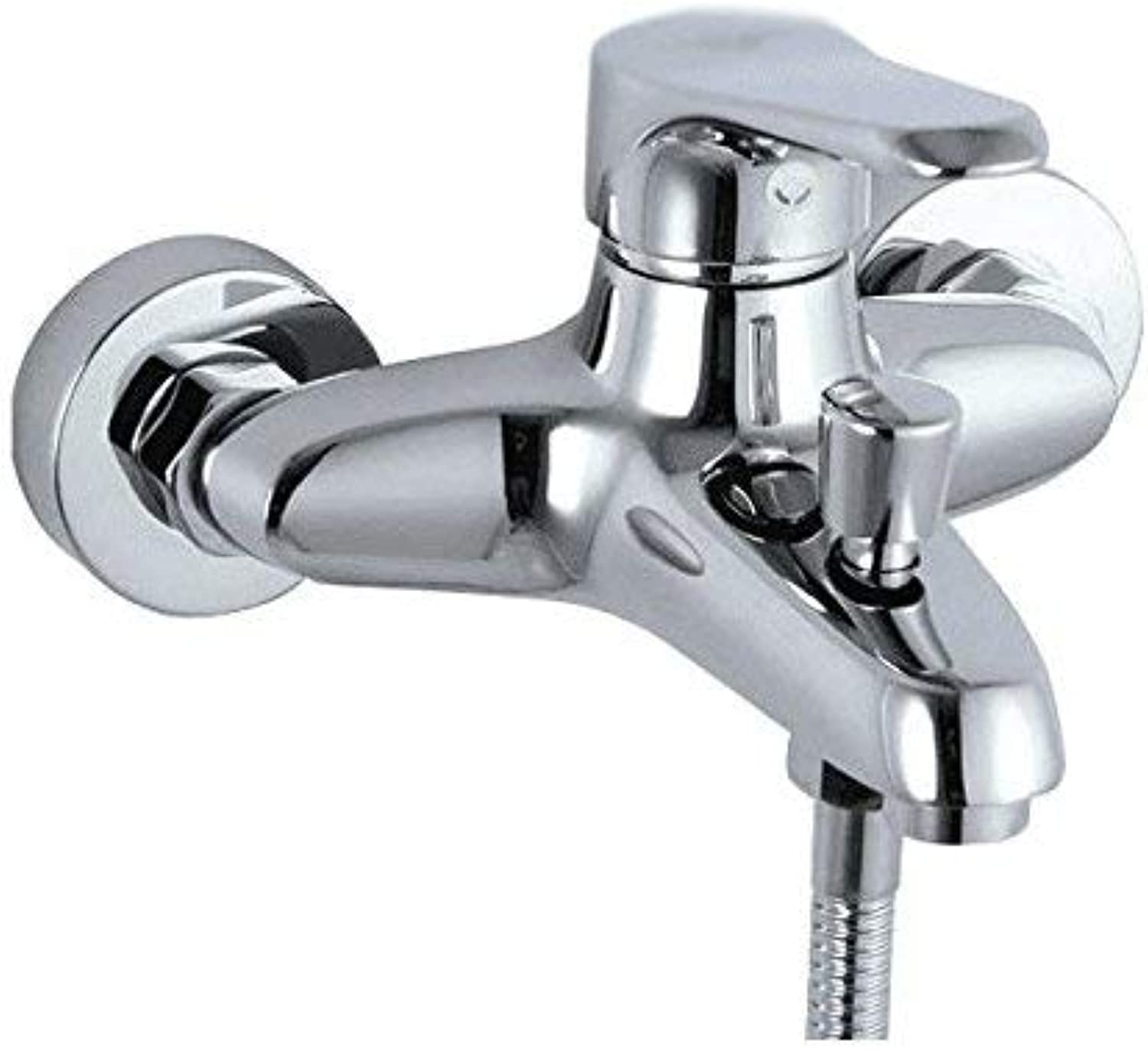 CFHJN HOME Sink Taps bathroom Zinc alloy Hot and cold