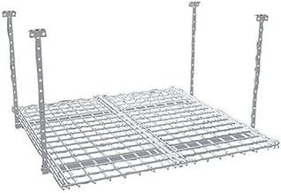 HyLoft 00720 36- by 36-Inch Overhead Storage System, White