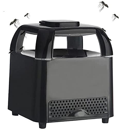 WJY Lámpara Anti Mosquitos, 5W Fotocatalizador USB LED Fly Kille Silencio Lámpara Mata Insectos Sin radiación No Tóxico Atrapa UV Lampara para Bebés, Niños, Embarazadas