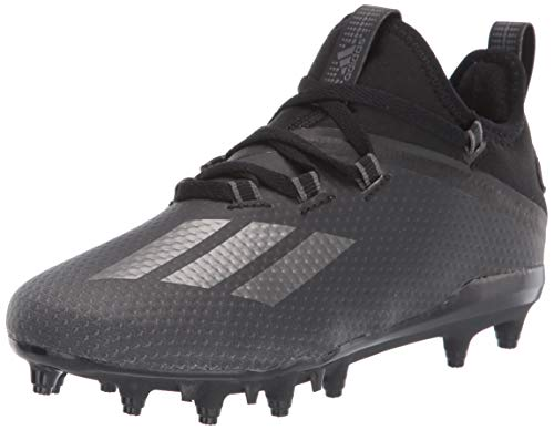 adidas Unisex-Child Adizero Football Shoe, core Black/Night Met./core Black, 3.5 M US Big Kid