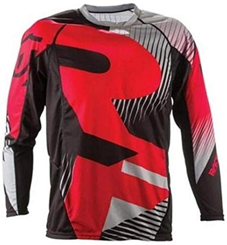 Maillot MTB Raceface Motorcycle Mountain Bike Team Downhill Jersey MTB Bicycle Locomotive...