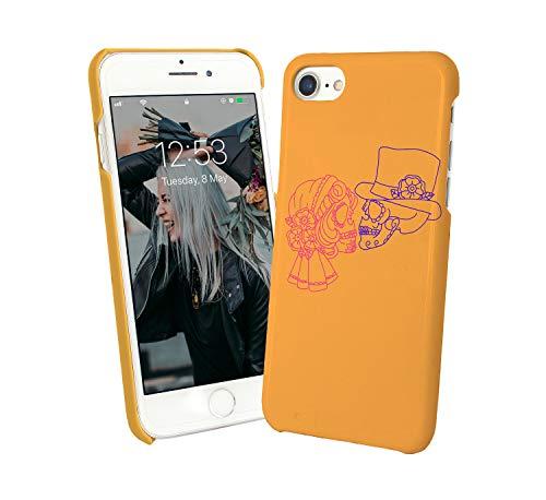 Skull Wedding Theme Creepy Love_005393 Phone Case Cover Handyhulle Handyhülle Handy Hülle Schutz for Samsung Galaxy S6 Funny Gift Christmas